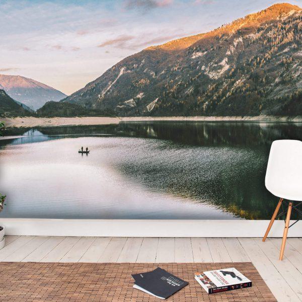 Lake di Corlo, Italy
